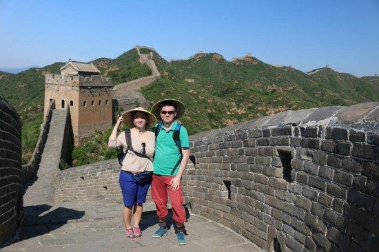 Luanping County, Kina: Участок Джиньшанлинг. ВКС.