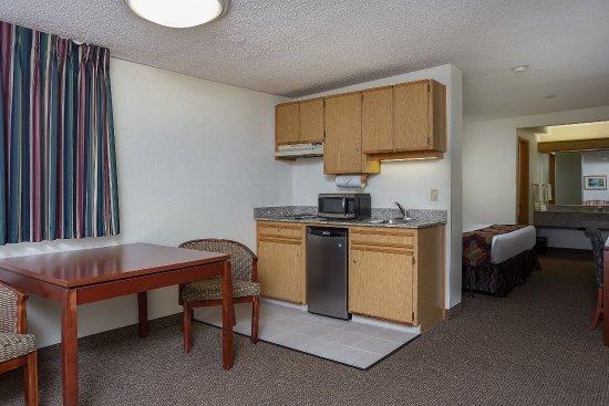 Shilo Inn & Suites Tacoma : Tacoma Guest Room