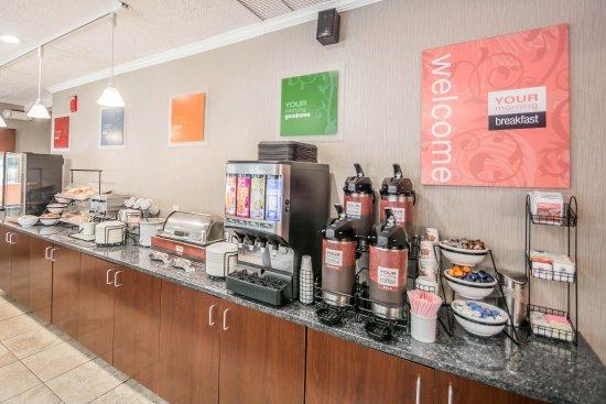 Comfort Inn: NYBkfast