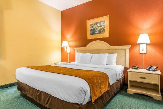 Conway, Carolina del Sur: Guest room