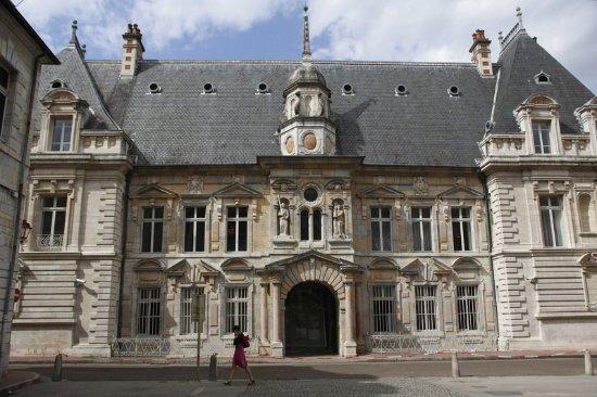 Palais de Justice de Besancon