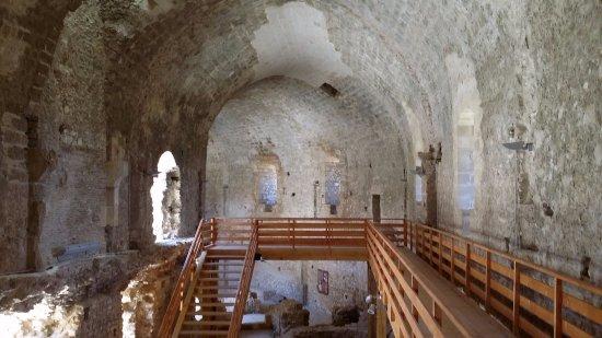 Kastro, Grecja: Внутри ведутся работы, есть небольшой музей.