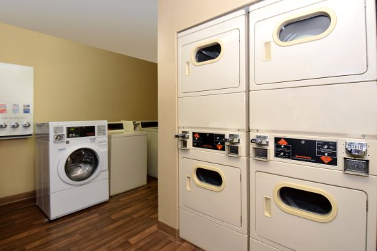 Extended Stay America - Cincinnati - Blue Ash - Reagan Highway: On-Premise Guest Laundry