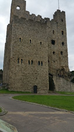 Rochester Castle: 20160630_153542_large.jpg