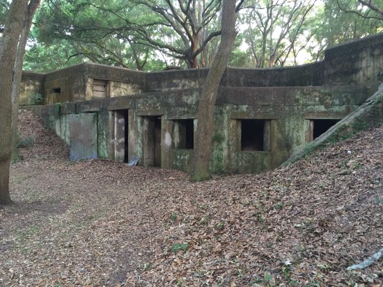 Fort Fremont: Beautiful, haunting, otherworldly.