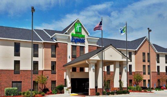 هوليداي إن إكسبرس آند سويتس سالفور (ليك تشارلز): Welcome to the Holiday Inn Express & Suites Sulphur (Lake Charles)