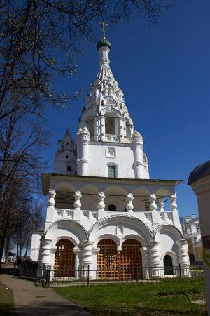 Church of The Nativity of The 17th Century: Церковь Рождества Христова
