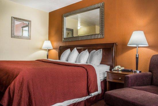 كواليتي إن روما: Guest room