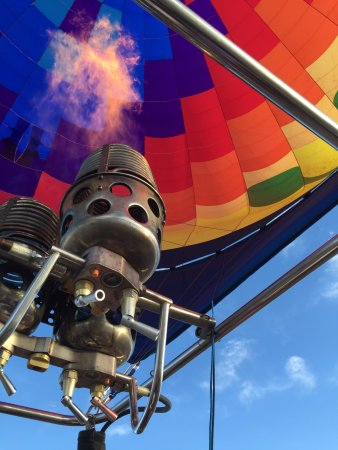 Hot Air Expeditions: still climbing...