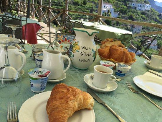 Villa Rina Country House Amalfi: Fantastic place to stay when visiting Amalfi