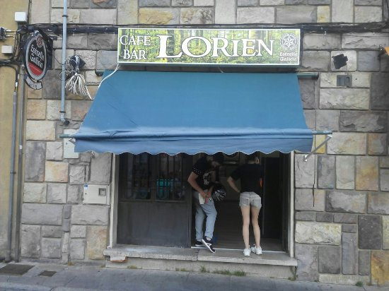 Cafe Bar Lorien Salamanca