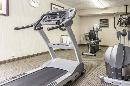 Quality Inn & Suites Georgetown: Fitness center