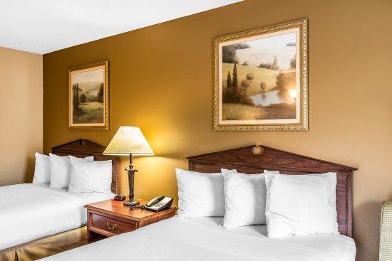 Thomaston, GA: Guest room
