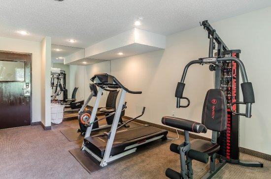 Sleep Inn Tanglewood: Fitness