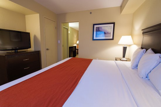 Country Inn & Suites By Carlson, Niagara Falls, ON: King Suite