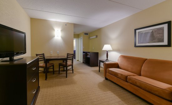 Country Inn & Suites By Carlson, Niagara Falls, ON: King Suite Living Room