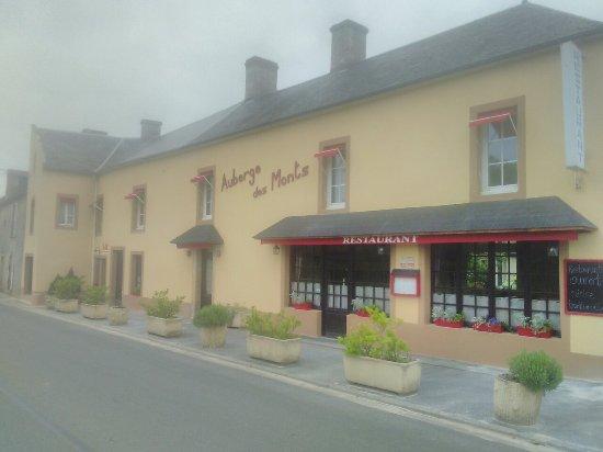 Ryes, Frankrike: Travaux