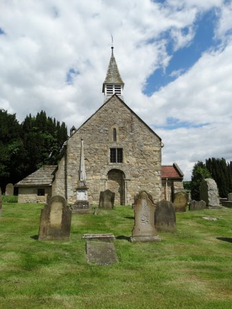 Sinnington, UK: All Saints Church