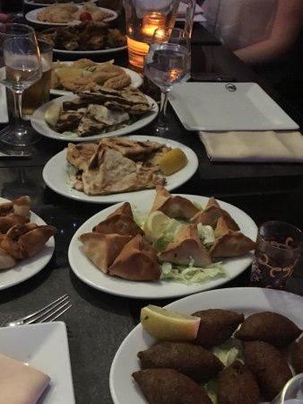 Menu Meze Découverte De La Cuisine Libanaise Miam Miam Picture