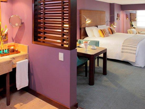 Sofitel Bogota Victoria Regia: Guest Room