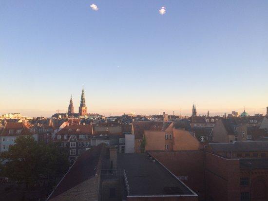 Rundetaarn: I tetti di Copenhagen dalla Torre Rotonda