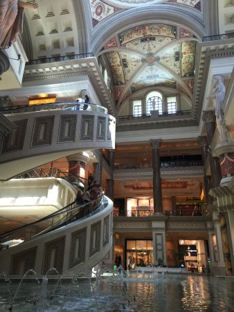 Motion Theaters at the Forum Shops Photo