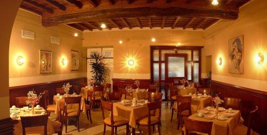 Hotel delle Nazioni: Restaurant