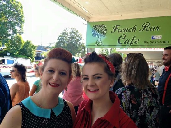 Drouin, Australia: The French Pear Cafe