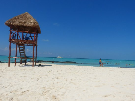 Northern Argentina, Argentina: Playa de Isla Mujeres