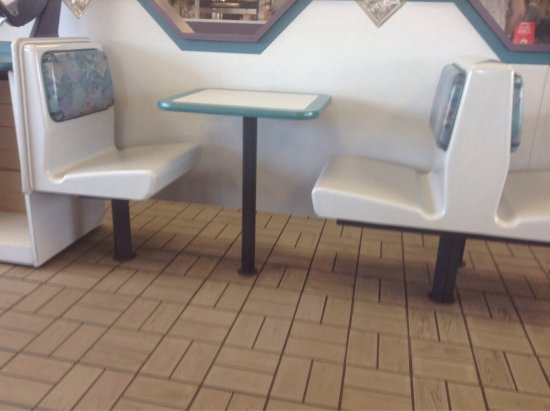Hillsboro, Ohio: Burger King