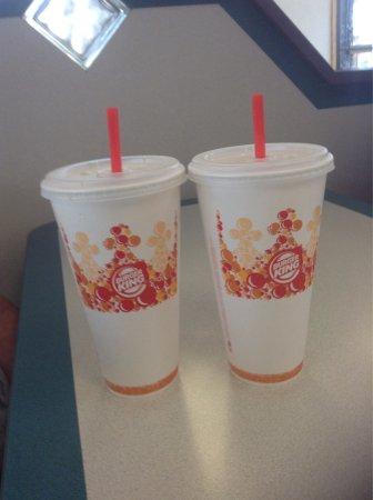 Hillsboro, Οχάιο: Burger King