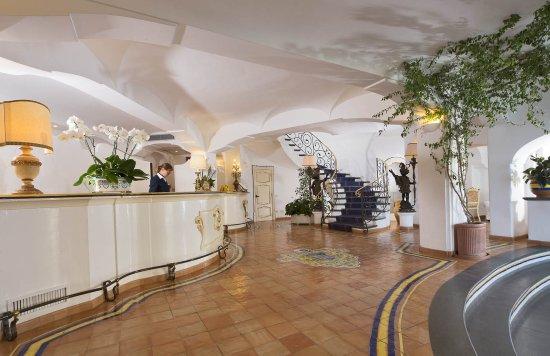 Covo Dei Saraceni: Reception Hall