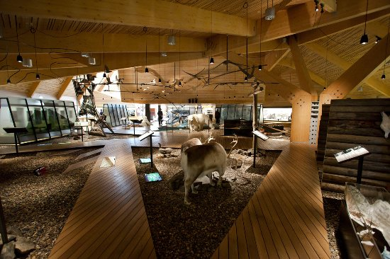 Longyearbyen, Norwegia: Museum overzicht