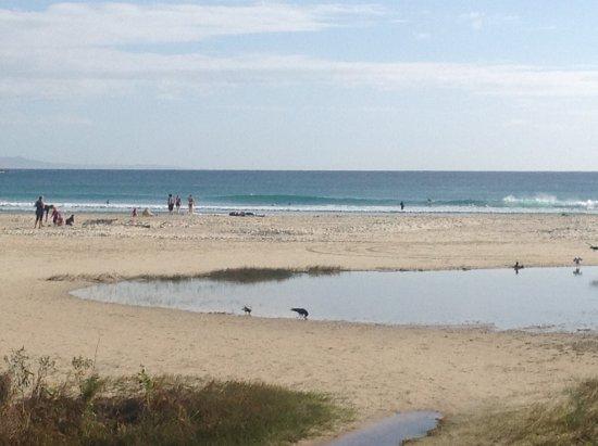 North Stradbroke Island, Australia: Winter magic, waves and whales