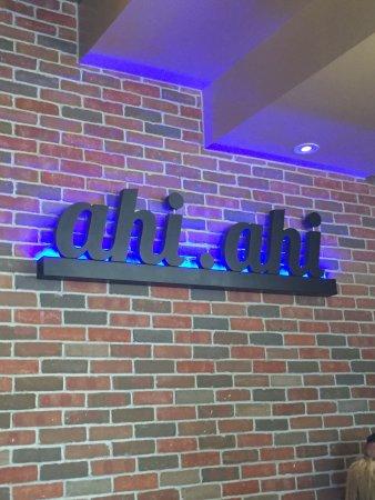 Ahi Ahi Sushi Bar and Grill