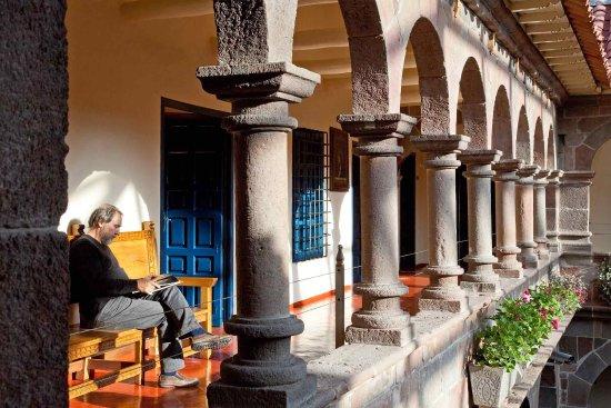 Novotel Cusco: Exterior