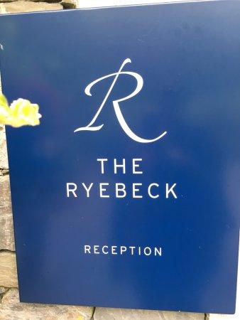 The Ryebeck: photo1.jpg