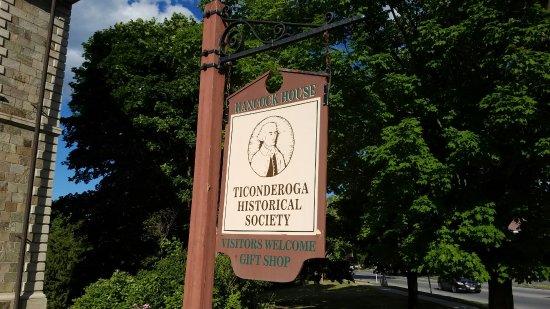 Ticonderoga Historical Society: 20160630_174836_large.jpg