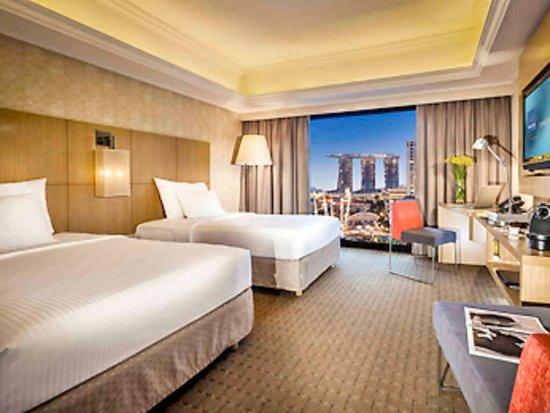 Novotel Singapore Clarke Quay: Guest Room