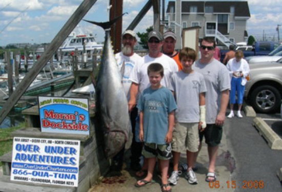 Avalon, NJ: Big Bluefin Tuna!