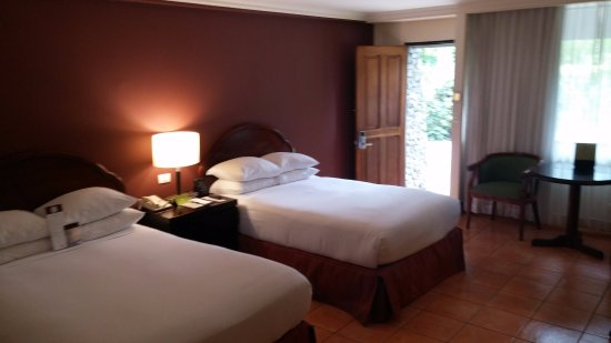 DoubleTree by Hilton Hotel Cariari San Jose: Double beds in the room