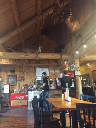 Cowboy Lodge And Grill Gardiner Restaurant Reviews