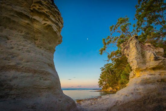 Shoalhaven, Australia: Hole in the Wall Beach