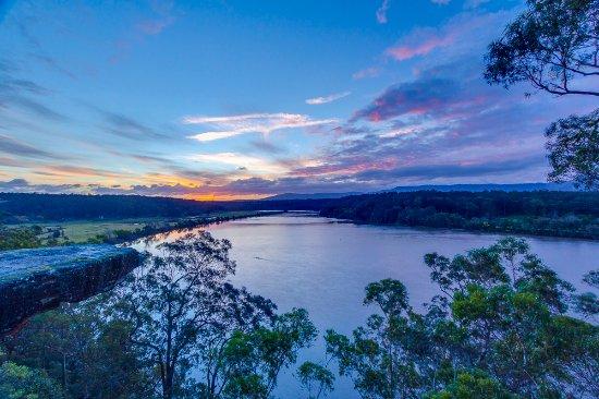 Shoalhaven, Australia: Hanging Rock - Ben's Walk