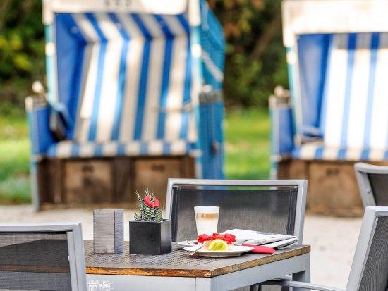 Fürther Hotel Mercure Nürnberg West: Restaurant