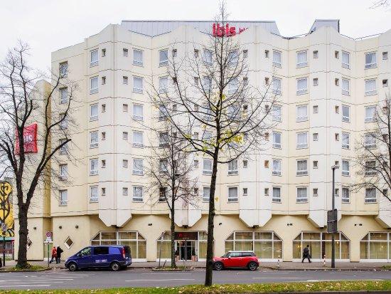 杜塞爾多夫城宜必思飯店