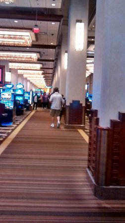 Casino Main Floor Bereich