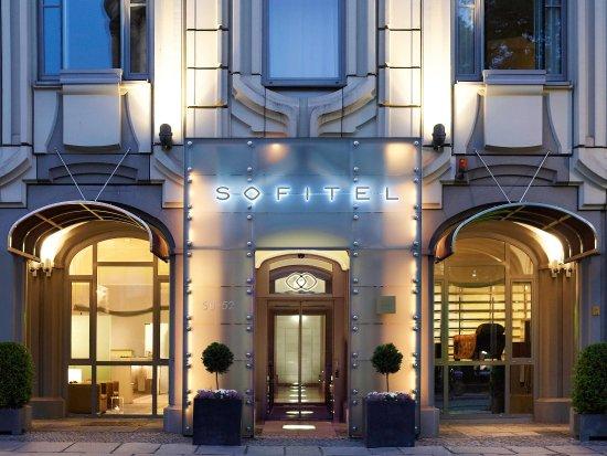 โรงแรมโซฟิเทล เบอร์ลิน เจนดาร์เมนมาร์ค