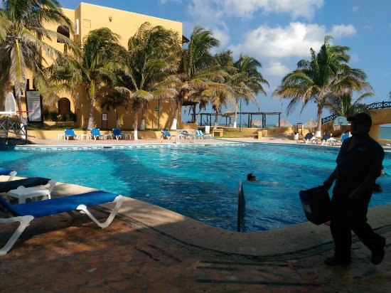 Hotel Reef Yucatan - All Inclusive & Convention Center: P_20160502_094153_large.jpg