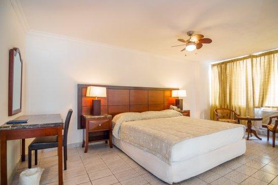 Hotel Republica: Habitaciones